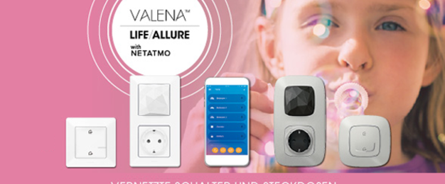 Valena with Netatmo bei SY Electric GmbH in Niederdorf