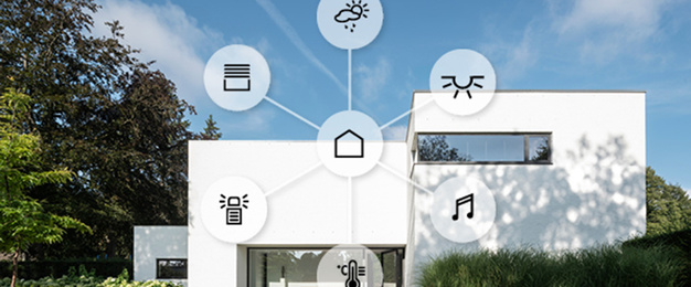 JUNG Smart Home Systeme bei SY Electric GmbH in Niederdorf