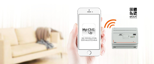 MyHOME / MyHOME_Up bei SY Electric GmbH in Niederdorf