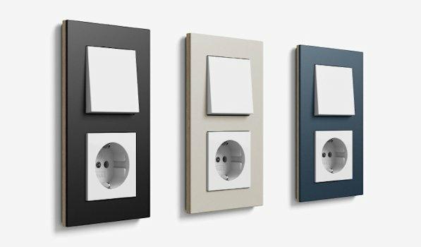 schalterserie gira esprit. Black Bedroom Furniture Sets. Home Design Ideas